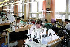производство бесшовного белья