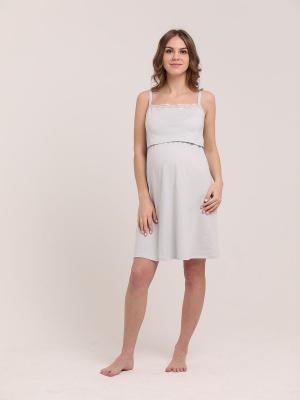 Сорочка женская для беременных и кормящих 1-НМП 35902
