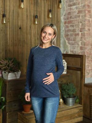 Джемпер для беременных и кормящих 2-НМ 54604