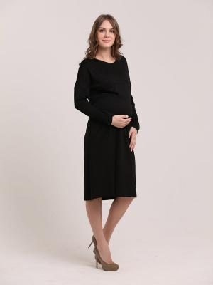 Платье женское для беременных и кормящих 2-НМ 54209
