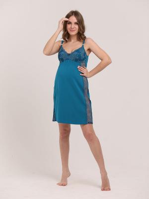 Сорочка женская для беременных и кормящих 1-НМП 33902
