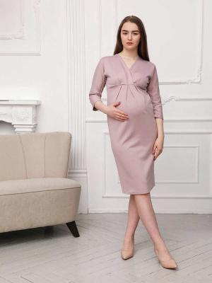 Платье женское для беременных и кормящих 2-НМ 54411