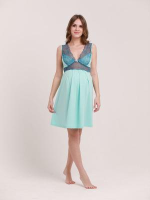 Сорочка женская для беременных и кормящих 1-НМП 34102