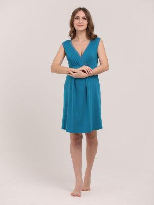 Сорочка женская для беременных и кормящих 1-НМП 03302