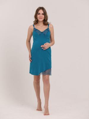 Сорочка женская для беременных и кормящих 1-НМП 35802