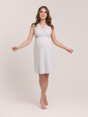 Сорочка женская для беременных и кормящих 1-НМП 01702