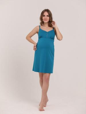 Сорочка женская для беременных и кормящих 1-НМП 08902