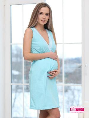Сорочка 16 для беременных и кормящих в роддом
