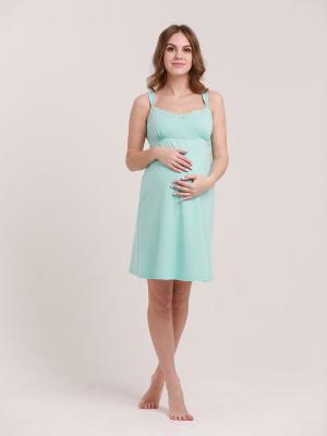 Сорочка женская для беременных и кормящих 1-НМП 35202