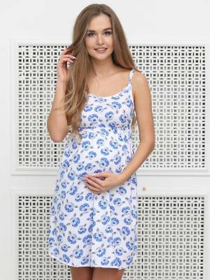 Сорочка 47 для беременных и кормящих в роддом