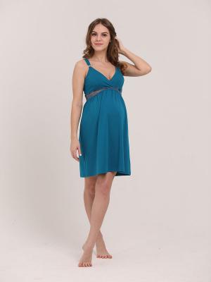 Сорочка женская для беременных и кормящих 1-НМП 07902