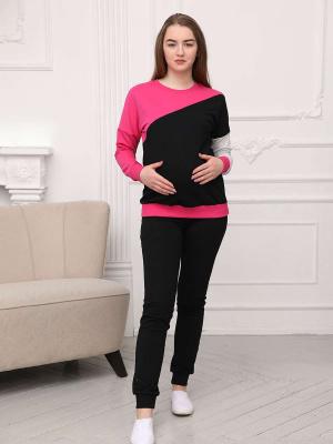 Джемпер женский для беременных и кормящих 2-НМ 54014
